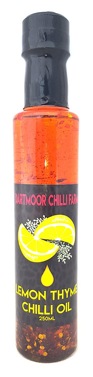 Extra Virgin Chilli Oil with Lemon Thyme, 250ml