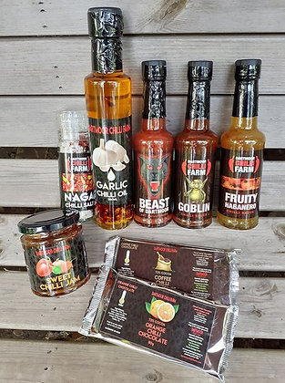 Chilli Favourites Selection (no hamper included)