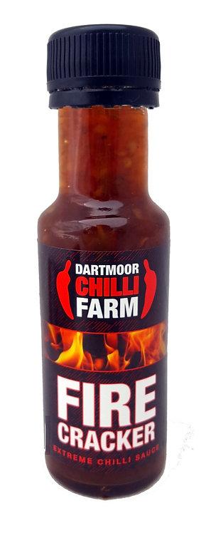 Firecracker Hot Sauce, 100ml