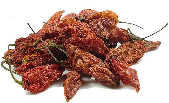 Dried Naga Chillies (Bhut Jolokia) 15g