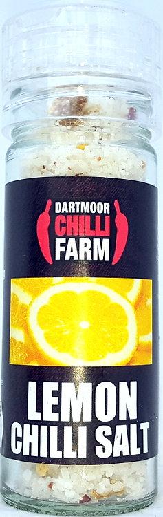 Lemon Chilli Sea Salt Grinder