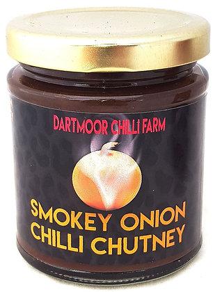 Smokey Onion Chilli Chutney, 190g