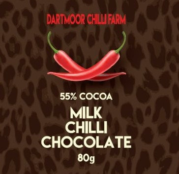 Milk Chilli Chocolate