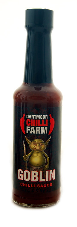 Dartmoor Goblin Medium Heat Chilli Sauce, 150ml