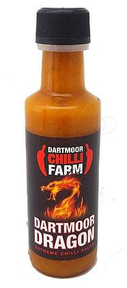 Dartmoor Dragon Extreme Chilli Sauce, 100ml