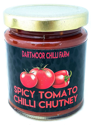 Spicy Tomato Chilli Chutney, 190g