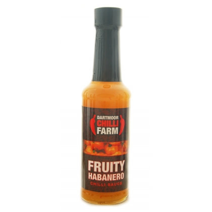 Fruity Habanero Medium Heat Chilli Sauce, 150ml