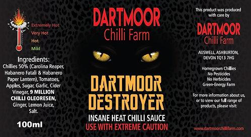 Dartmoor Destroyer  100ml