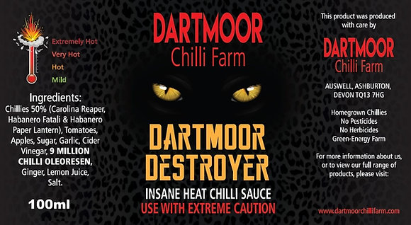 Dartmoor Destroyer  100ml