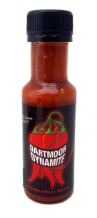 Dartmoor Dynamite Hot Chilli Sauce, 100ml