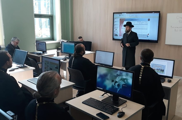 Открытие военного Духовно-просветительского центра.