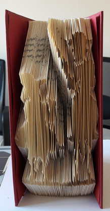 Ece Akgül, Kitap Kıvırma