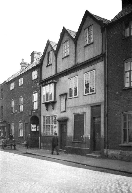 Railway Arms in Oak Street  Norwich