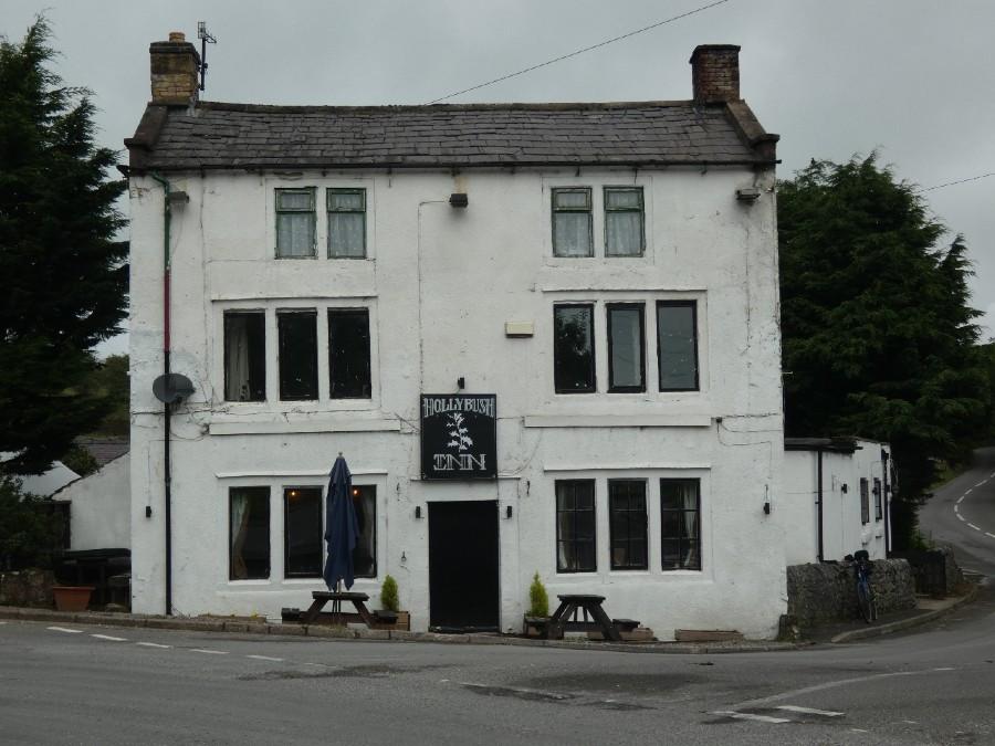 Holly Bush Inn Grangemill