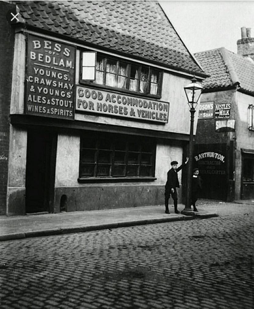 Bess of Bedlam  Oak Street  Norwich