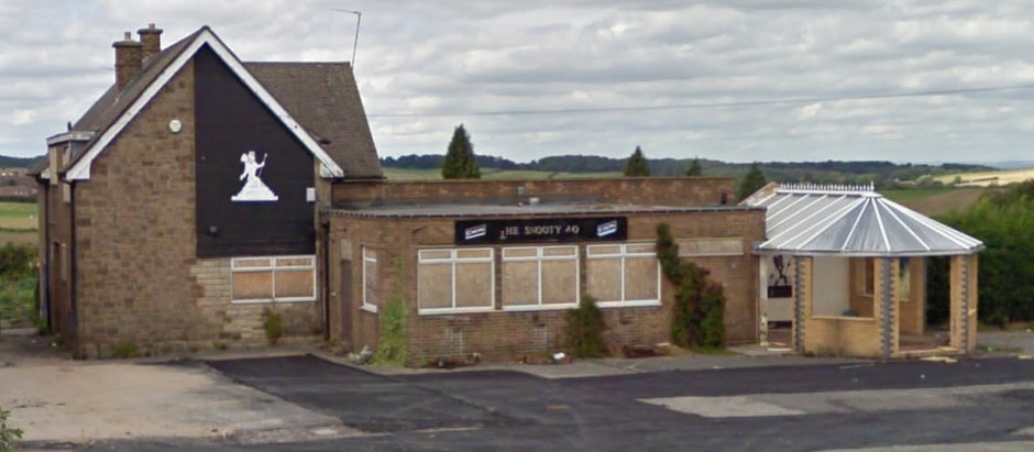 Lost Pubs From a Lost Commute. #1