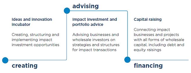 Impact investing, impact investment, impact