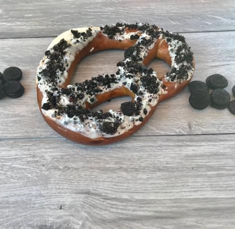 Cookies and Cream Pretzel