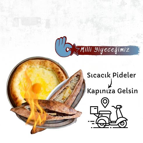 Karadeniz Pide Siparişi Ver