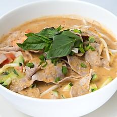 P6 Pho Satay (Beef) Pho Sate (Tai)