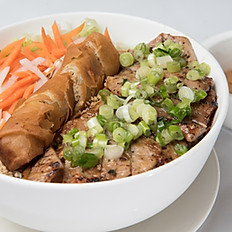 V4 Vermicelli with grilled Chicken