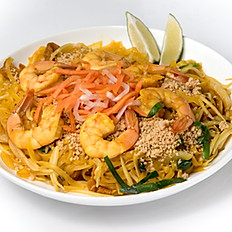 C1 Shrimp Pad Thai