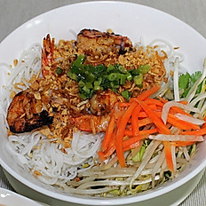 V6 Vermicelli with Grilled Shrimp