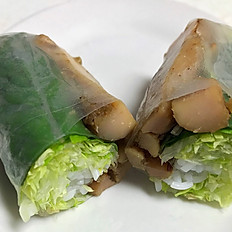 A2 Fresh Spring Roll with Grilled Chicken (2)