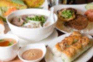 Pho soup vietnamese food