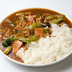 R7 Spicy Rice with Beef
