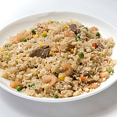 F1 Fried Rice with Chicken
