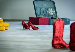 Ruby Shoes, Memento