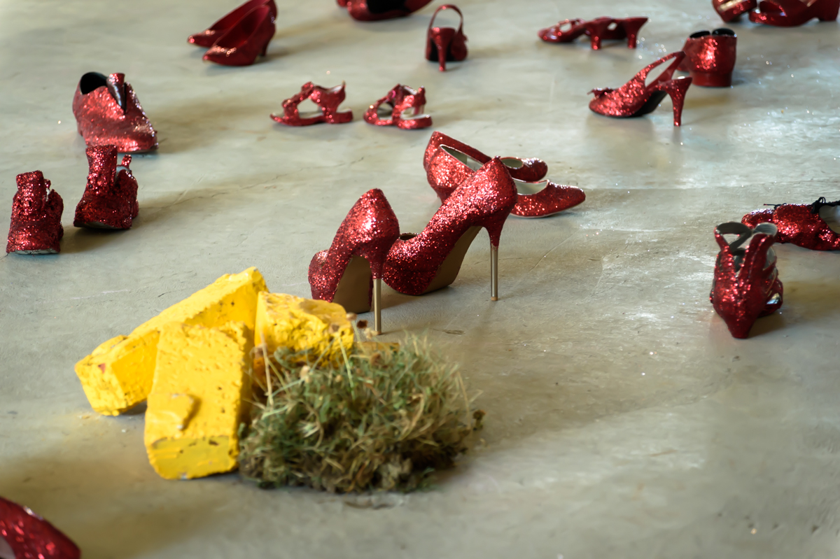 Ruby Shoes, Memento