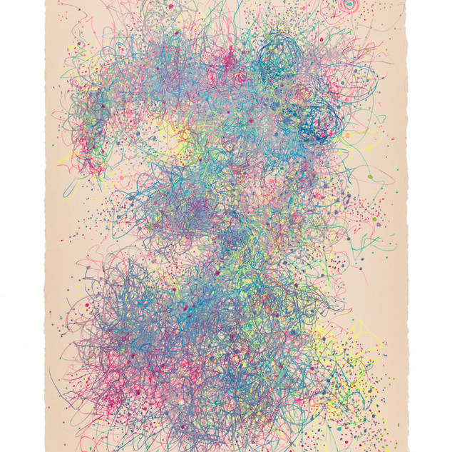 The Cosmic Web (Or Rainbow Confetti Multiverse)