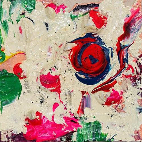 Ostomy Painting Series, #23