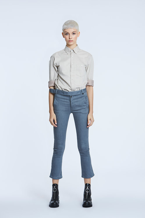 GAMBIT Cropped Jeans