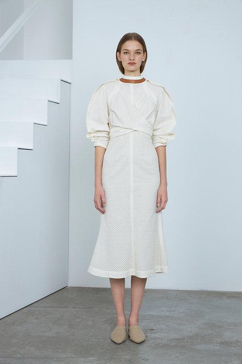 UBA Jacquard Dress