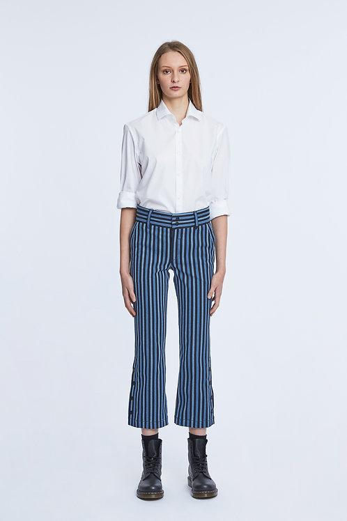 KURT Mid-Rise Trousers
