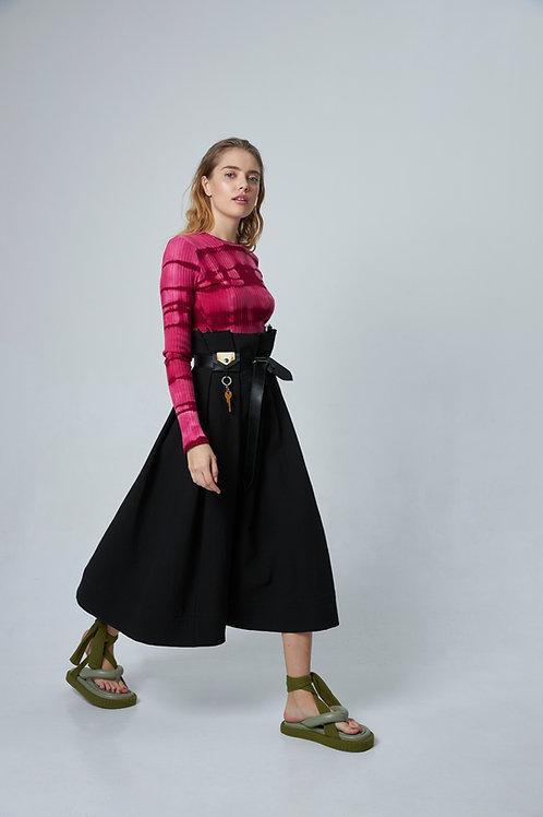 RUNA Heavy Pleated Skirt
