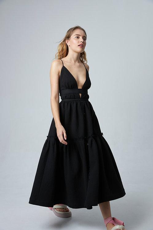 EBB V-neck Dress