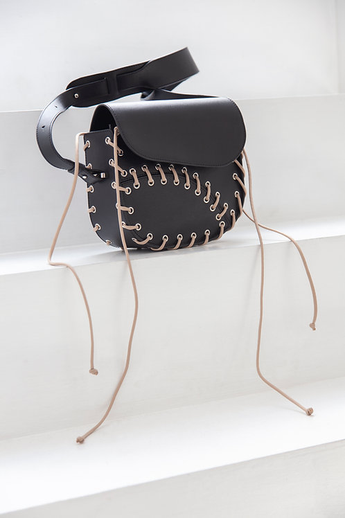 MAAT BLACK/B Crossbody Bag