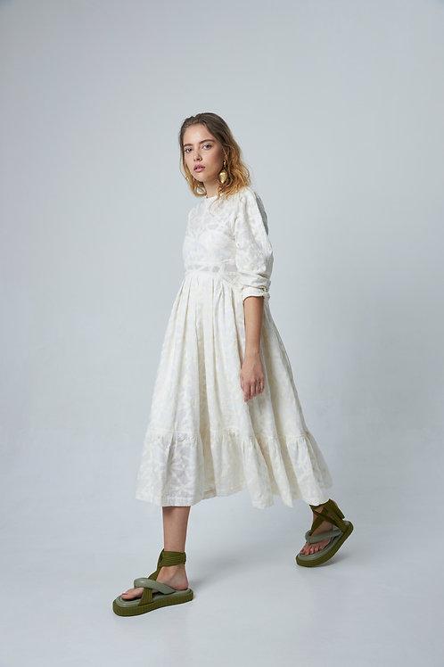 UMA Jacquard Dress