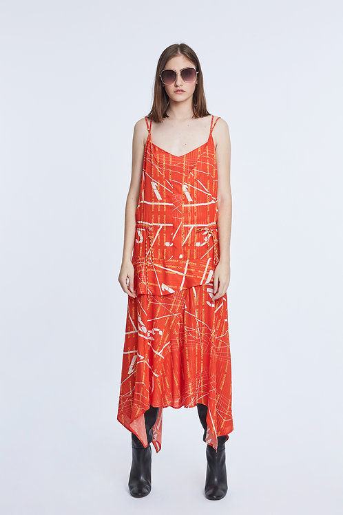 JIMMY Printed Dress