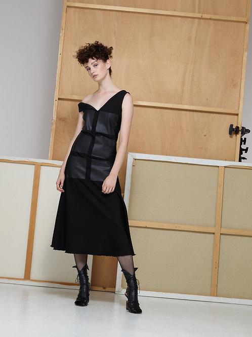 MARTHA Woolen Dress