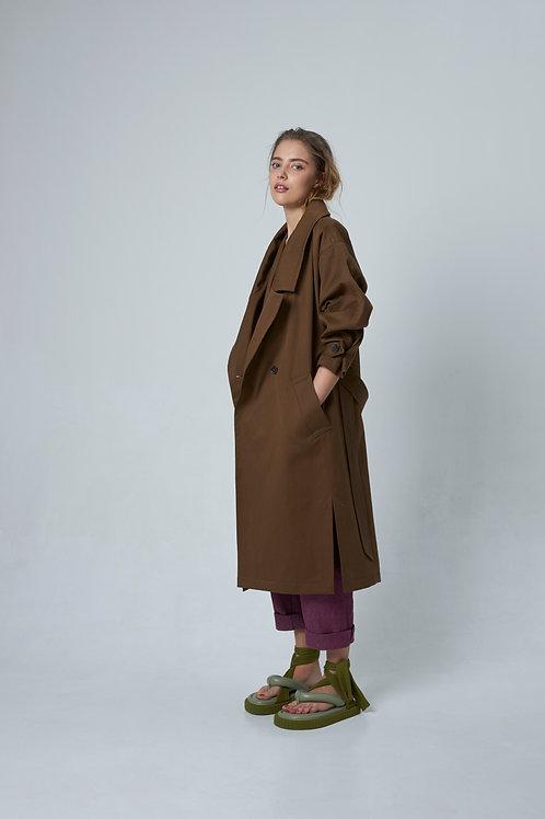 IVER Double Flap Coat