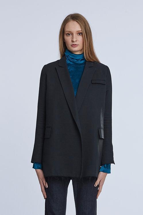 EDNA Silk and Woolen Jacket