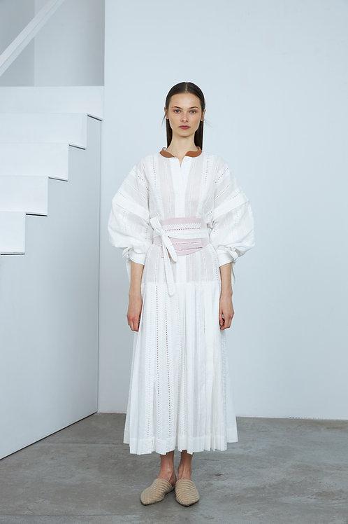 TISHA Embroidery Dress