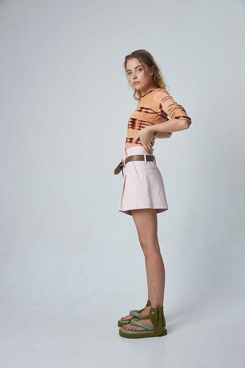 COREY Linen Shorts