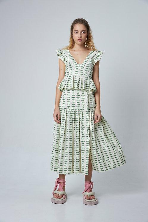 EIRA Jacquard Skirt