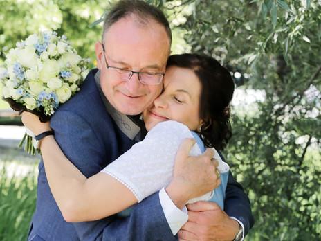 Wahre Liebe in Bildern: Hochzeit - Kata & Siegfried